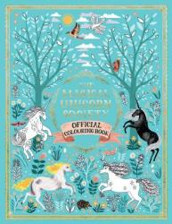 The Magical Unicorn Society Official Coloring Book (ISBN: 9781454934530)