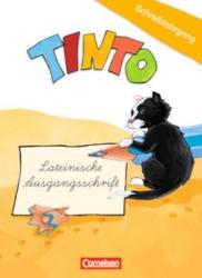 TINTO 1 und 2. Blaue und grne Ausgabe1. /2. Schuljahr. Schreiblehrgang in Lateinischer Ausgangsschrift (2011)