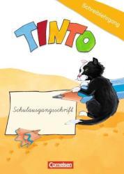 TINTO 1 und 2. Blaue und grne Ausgabe1. /2. Schuljahr. Schreiblehrgang in Schulausgangsschrift (2011)