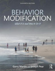 Behavior Modification - What It Is and How To Do It (ISBN: 9780815366546)