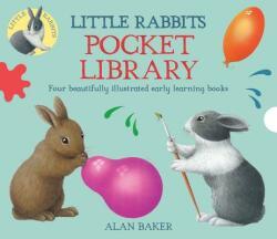 LITTLE RABBITS POCKET LIBRARY (ISBN: 9780753473894)