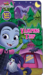 Disney Vampirina: Vamping Trip (ISBN: 9780794442477)