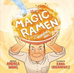 Magic Ramen (ISBN: 9781499807035)