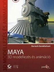 Maya - 3D modellezés és animáció (2009)