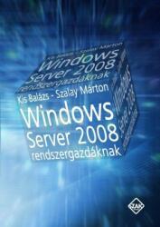 Windows Server 2008 rendszergazdáknak (2008)