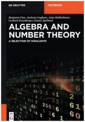 Algebra and Number Theory (ISBN: 9783110515848)