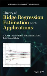 Theory of Ridge Regression Estimation with Applications (ISBN: 9781118644614)