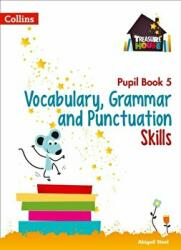 Vocabulary, Grammar and Punctuation Skills Pupil Book 5 (ISBN: 9780008236441)