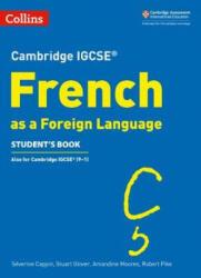 Cambridge IGCSE (TM) French Student's Book (ISBN: 9780008300340)