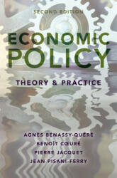 Economic Policy: Theory and Practice (ISBN: 9780190912109)