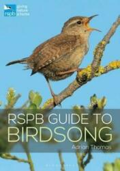 RSPB Guide to Birdsong (ISBN: 9781472955876)