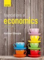 Foundations of Economics (ISBN: 9780198806523)