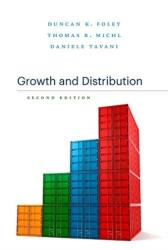 Growth and Distribution - Second Edition (ISBN: 9780674986428)