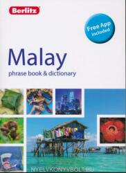 Berlitz Phrase Book & Dictionary Malay - (ISBN: 9781780045160)