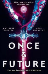 Once & Future (ISBN: 9781786076540)