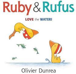 Ruby & Rufus (ISBN: 9780547867601)
