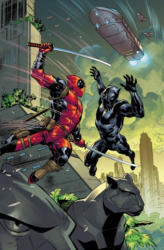 Black Panther Vs. Deadpool (ISBN: 9781302915490)