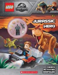 Lego Jurassic World: Jurassic Hero (ISBN: 9781338387438)