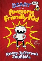 Diary of an Awesome Friendly Kid: Rowley Jefferson's Journal (ISBN: 9781419740275)