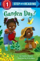 Garden Day! (ISBN: 9781524720414)