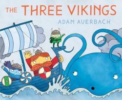 The Three Vikings (ISBN: 9781627796019)