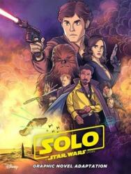 Star Wars: Solo Graphic Novel Adaptation (ISBN: 9781684053919)