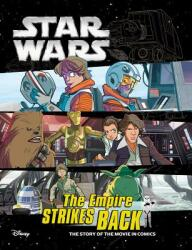 Star Wars: The Empire Strikes Back Graphic Novel Adaptation (ISBN: 9781684054084)