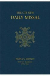 CTS New Daily Missal - People's Edition with New Translation of the Mass (2012)