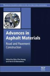 Advances in Asphalt Materials (ISBN: 9780081002698)