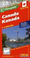 Canada Map (2002)