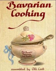 Bavarian Cooking (ISBN: 9783921799857)