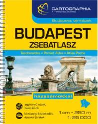 Budapest zsebatlasz (2009)