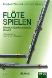 FLTE SPIELEN BAND B MIT CD (2002)