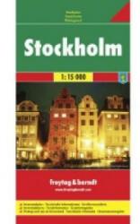 PL 92 Stockholm 1: 15 000 (2003)