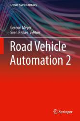 Road Vehicle Automation 2 (ISBN: 9783319190778)