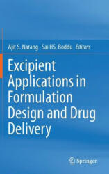 Excipient Applications in Formulation Design and Drug Delivery (ISBN: 9783319202051)