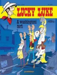 Lucky Luke 11. - A washingtoni férfi (2009)