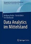 Data Analytics im Mittelstand (ISBN: 9783658065621)