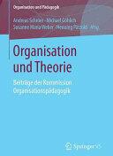 Organisation und Theorie (ISBN: 9783658100858)