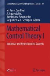 Mathematical Control Theory I - Nonlinear and Hybrid Control Systems (ISBN: 9783319209876)