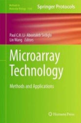 Microarray Technology - Methods and Applications (ISBN: 9781493931354)