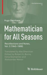 Mathematician for All Seasons: Recollections and Notes, Vol. 2 (ISBN: 9783319231013)