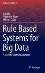 Rule Based Systems for Big Data - A Machine Learning Approach (ISBN: 9783319236957)