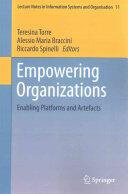 Empowering Organizations (ISBN: 9783319237831)