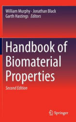 Handbook of Biomaterial Properties (ISBN: 9781493933037)