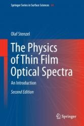 PHYSICS OF THIN FILM OPTICAL SPECTRA (ISBN: 9783319216010)