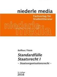 Standardflle Staatsrecht 1 (2012)