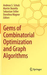 Gems of Combinatorial Optimization and Graph Algorithms (ISBN: 9783319249704)