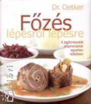 DR. OETKER FÕZÉS LÉPÉSRÕL LÉPÉSRE 1 db (2007)