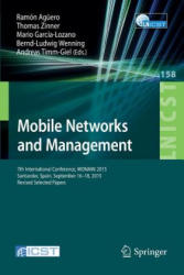Mobile Networks and Management (ISBN: 9783319269245)